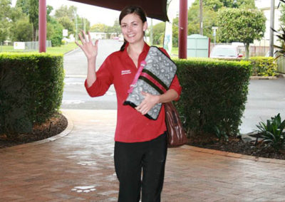 01-Dr-Sheridan-arrives-early-each-morning