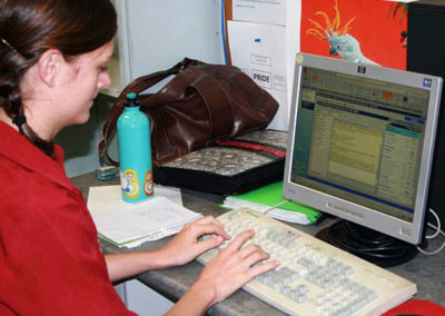 02-Setting-up-desk-and-checking-consults